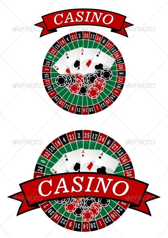 Gambling Elements - Miscellaneous Vectors