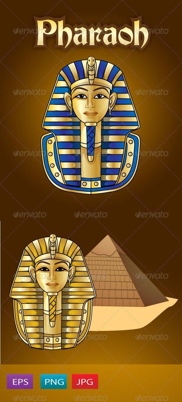 Pharaoh - Decorative Vectors