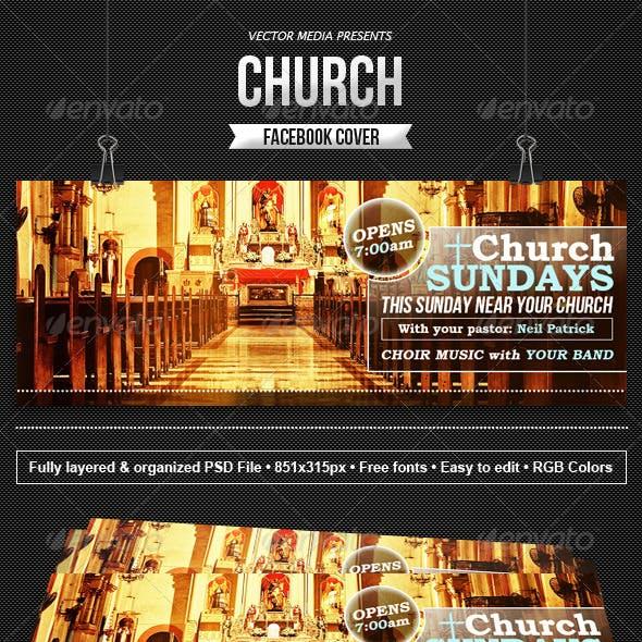 Church - Facebook Cover