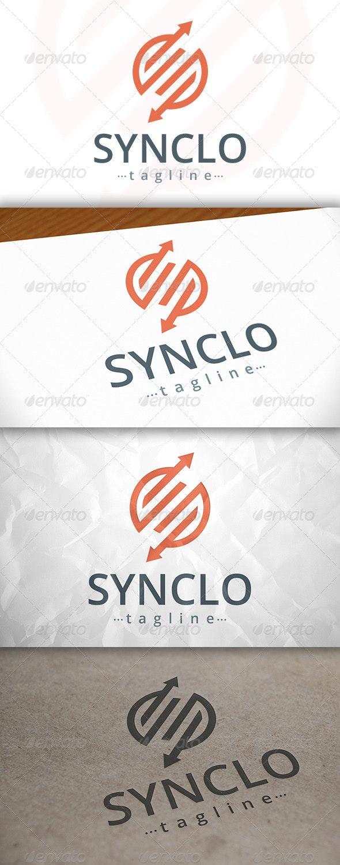Sync Logo - Vector Abstract