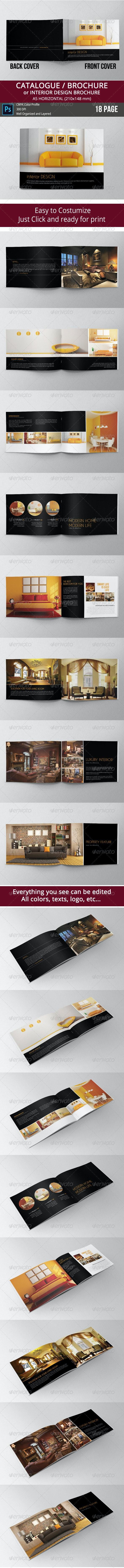 Brochure - Catalogue - Booklet - Print Templates