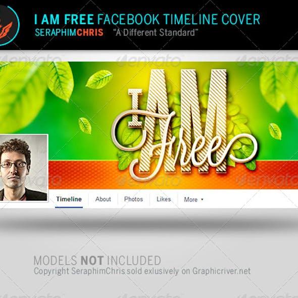 I Am Facebook Timeline Cover Template
