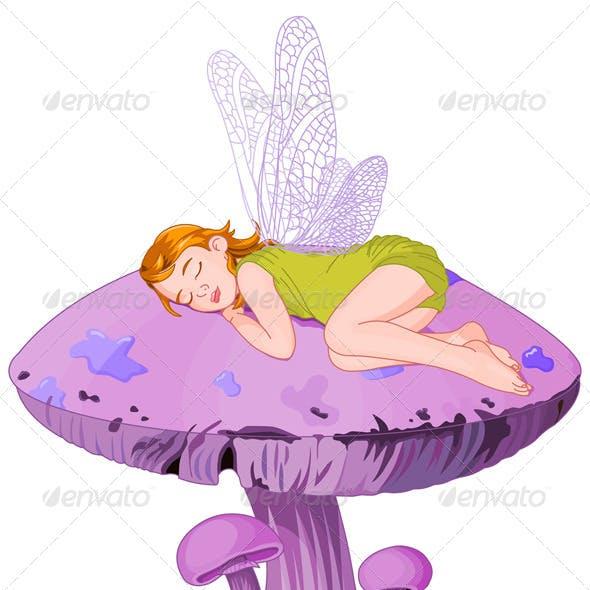 Sleeping Elf