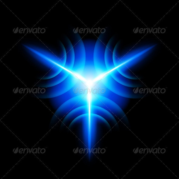 Digital Star - Backgrounds Decorative