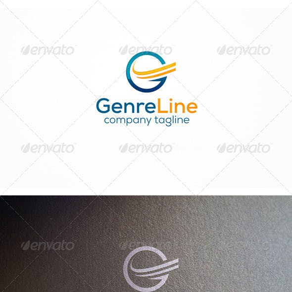Genre Lines - Letter G