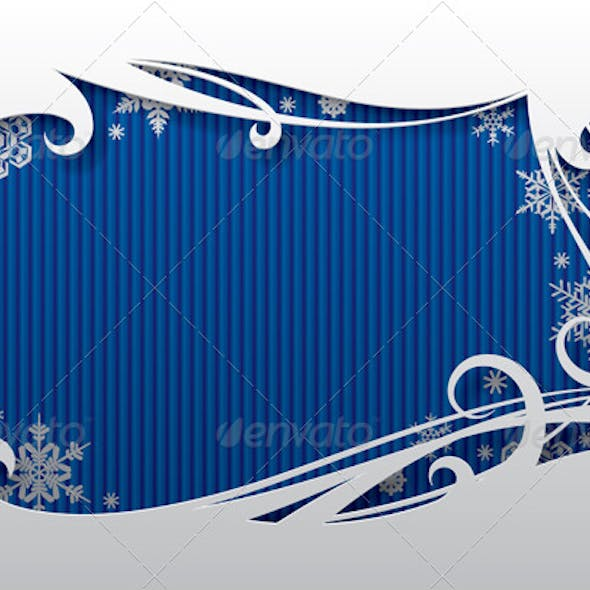 Christmas and New-Year's Greeting Card