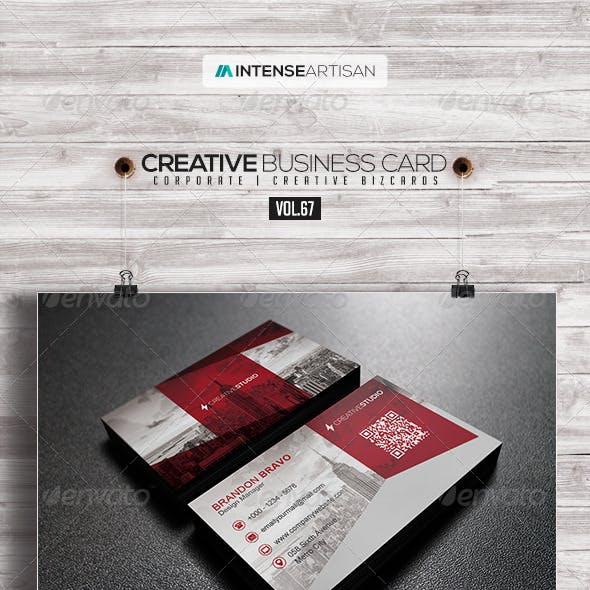 Business Card V.67