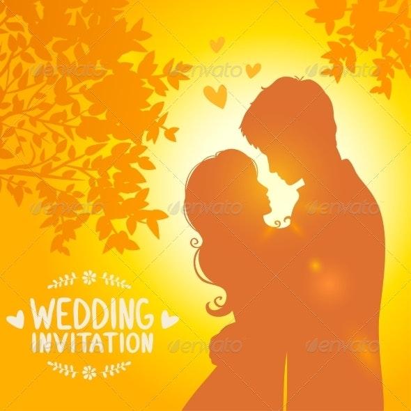 Love at Sunset - Weddings Seasons/Holidays