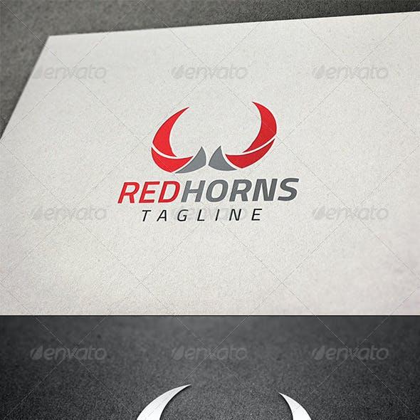 Redhorns Logo