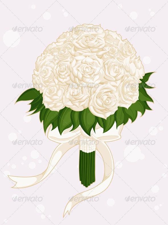 Wedding Flower Bouquet - Weddings Seasons/Holidays
