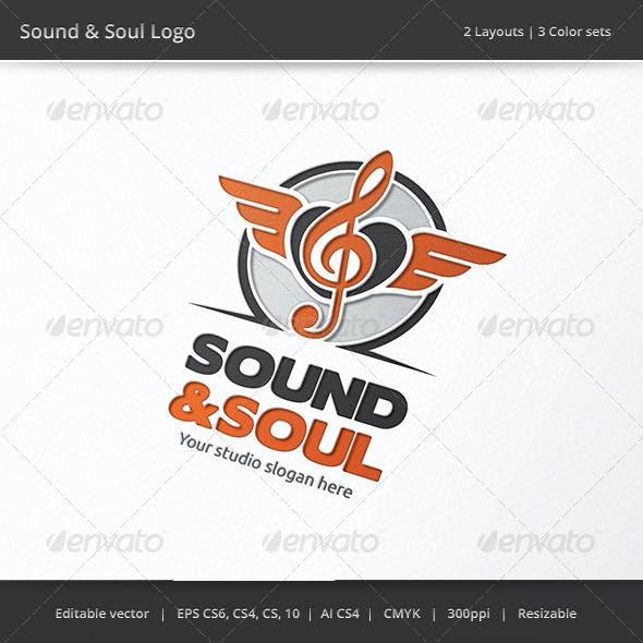 Sound & Soul Music Logo