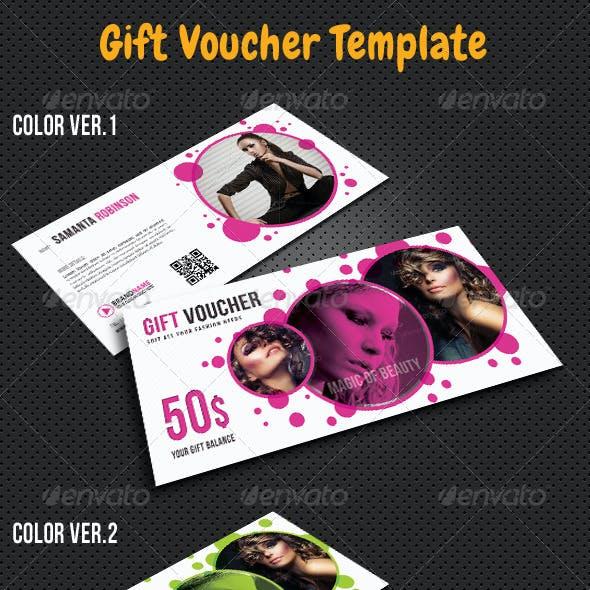 Gift Voucher V09