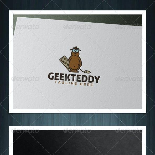 Geek Teddy
