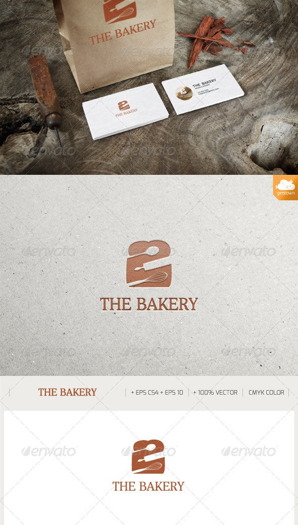 The Bakery - Food Logo Templates