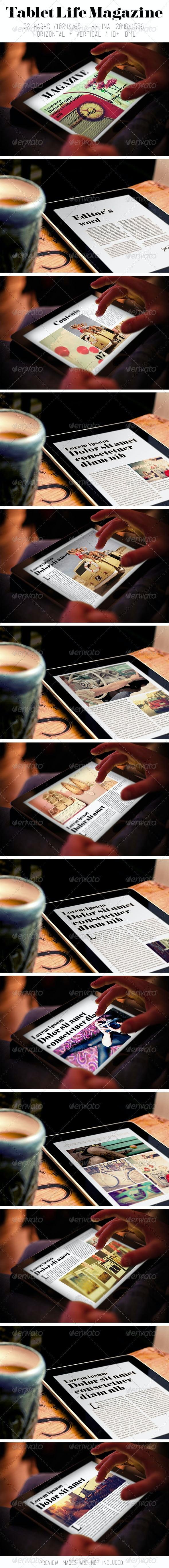 iPad & Tablet Life Magazine - Digital Magazines ePublishing