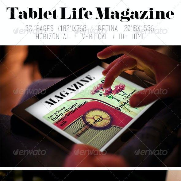 iPad & Tablet Life Magazine