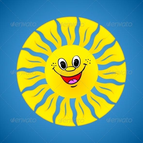 Smiling Sun - Seasons Nature