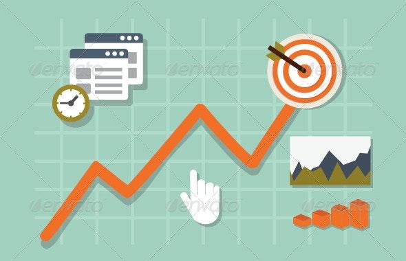Web Analytics Information and Development Website - Web Technology
