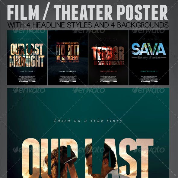 Film or Theater Poster