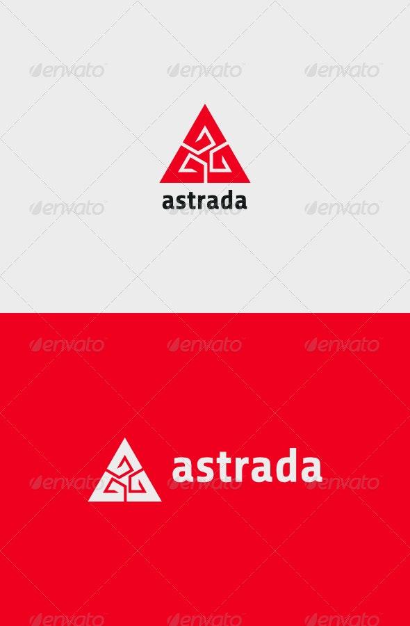 Astrada Logo - Vector Abstract