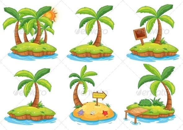 Islands - Nature Conceptual