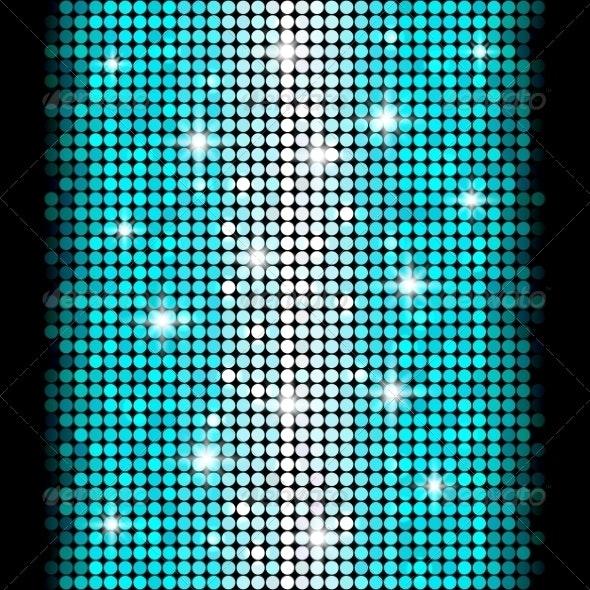 Shiny Mosaic - Backgrounds Decorative