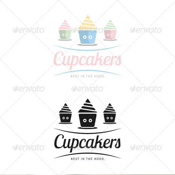 Cupcakers Logo