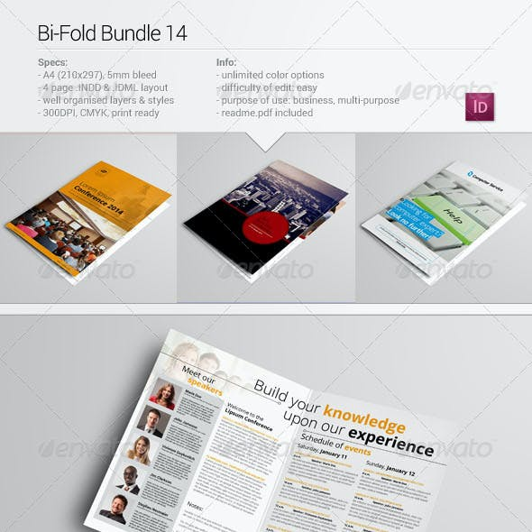 Bi-fold Bundle 14