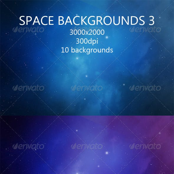 Space Backgrounds 3