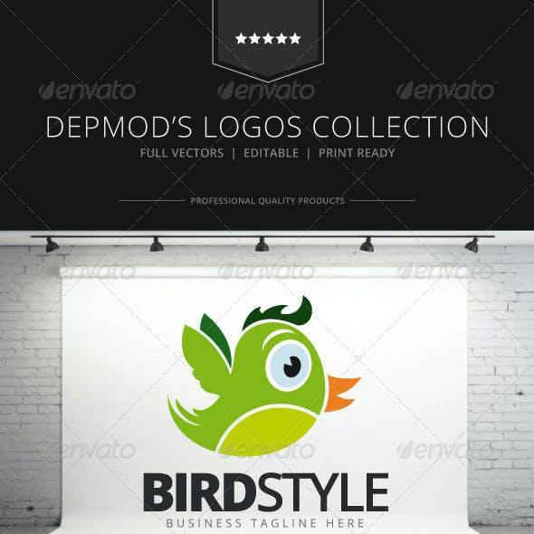 Bird Style Logo
