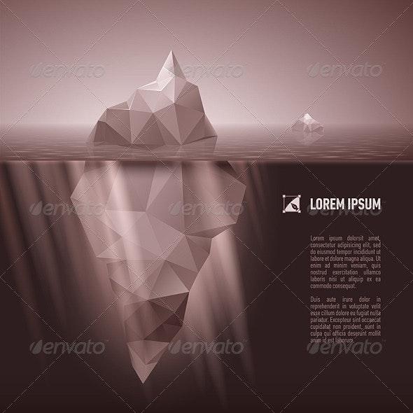 Icebergs - Landscapes Nature