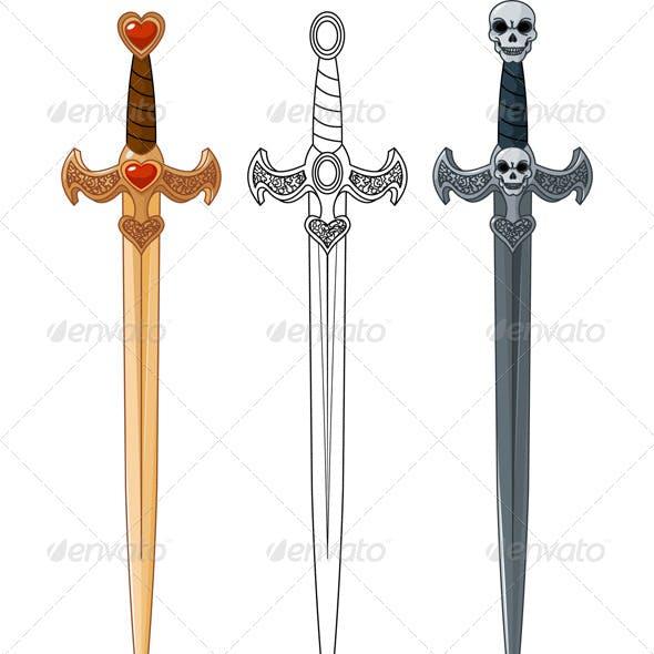 Three Swords