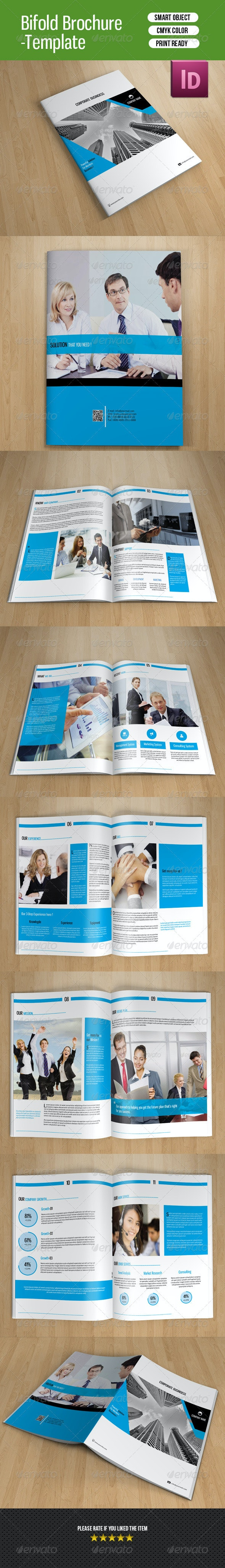 Clean Business Brochure-V83 - Corporate Brochures