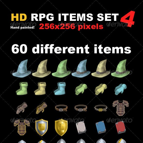 60 Fantasy RPG Items 4