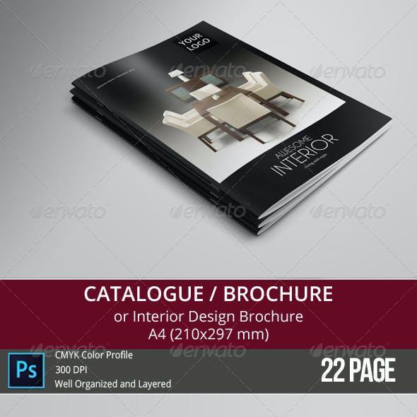 Catalogue / Brochure