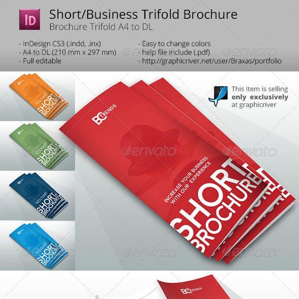 Business Short Brochure