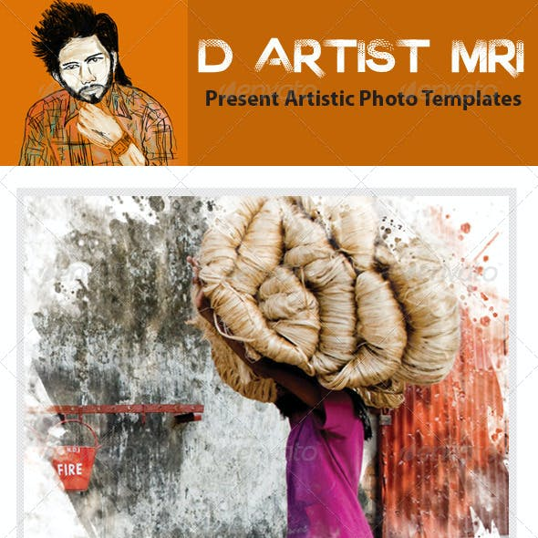 Artistic Photo Templates