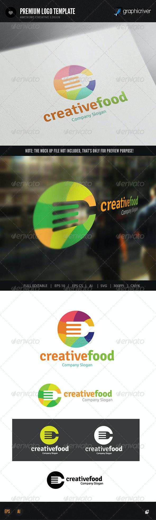 Creative Food - Food Logo Templates