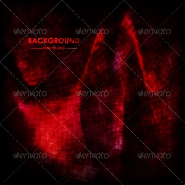 Abstract Red Background. - Abstract Conceptual