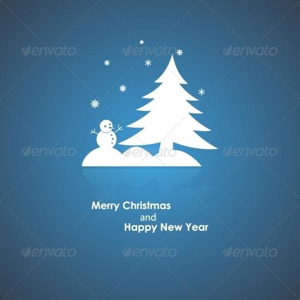 Merry Christmas and Happy New Year - Christmas Seasons/Holidays