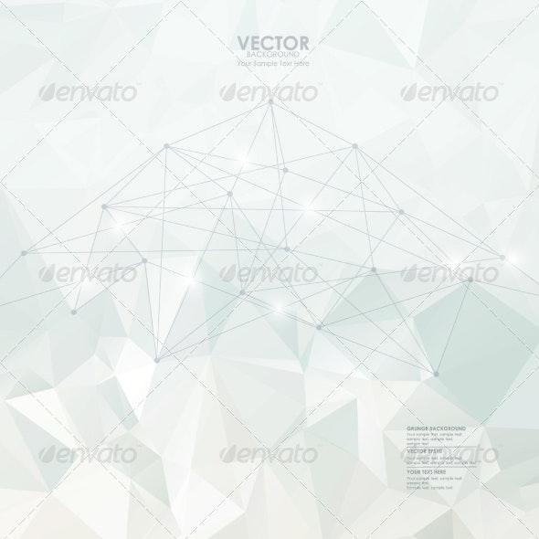 Polygon Background - Backgrounds Decorative