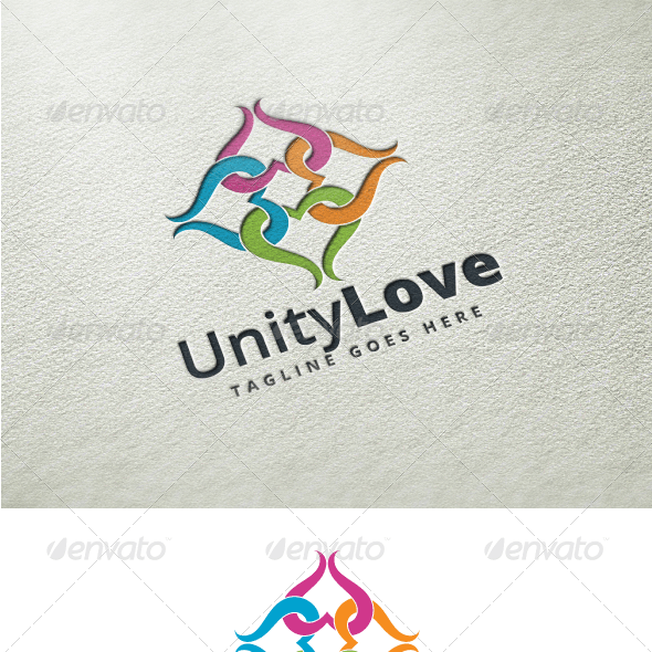 Unity Logo Graphics, Designs & Templates from GraphicRiver