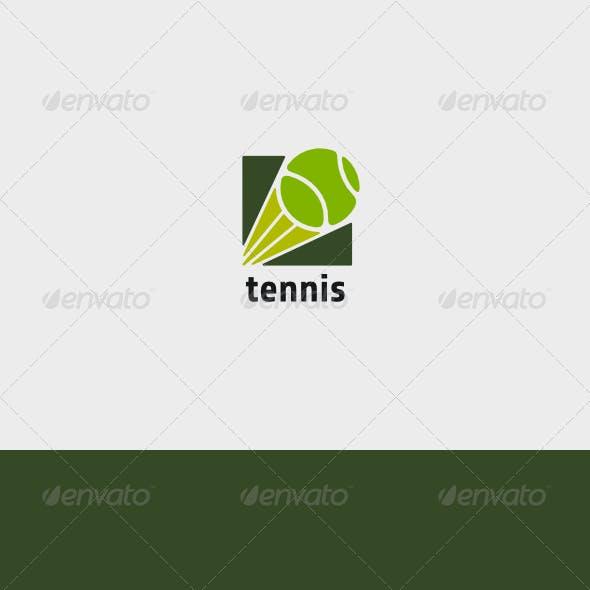 Tennis Logo
