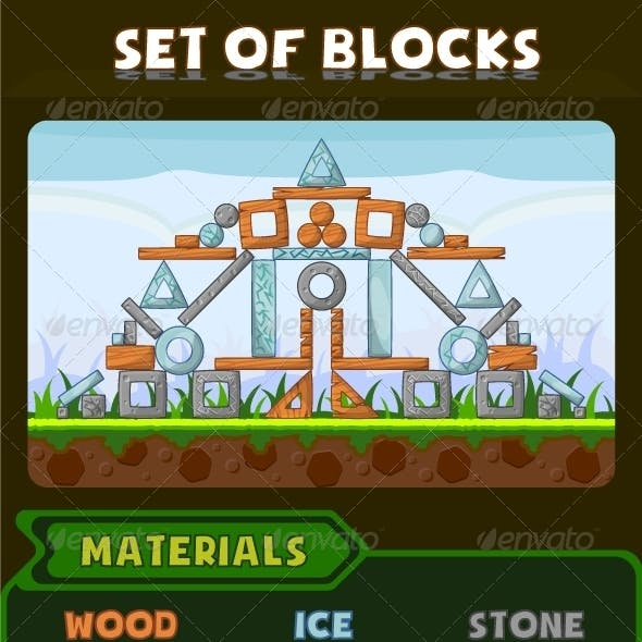 Set of Blocks