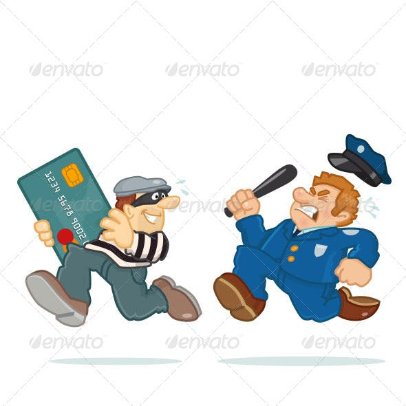 Credit Card Thief