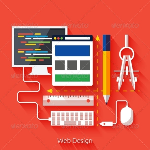 Web Design Program for Design and Architecture - Computers Technology