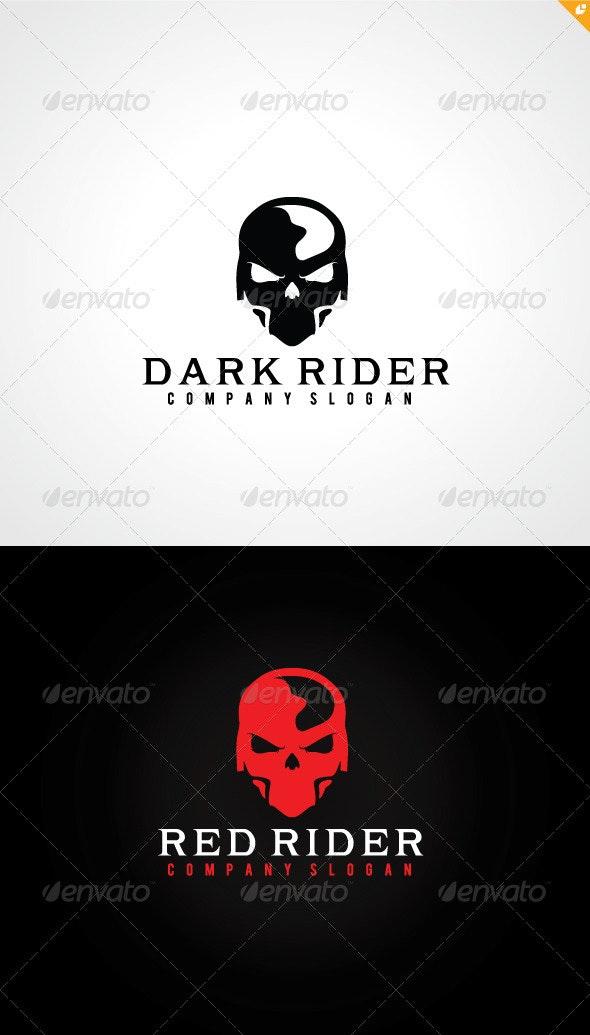 Rider Logo - Humans Logo Templates