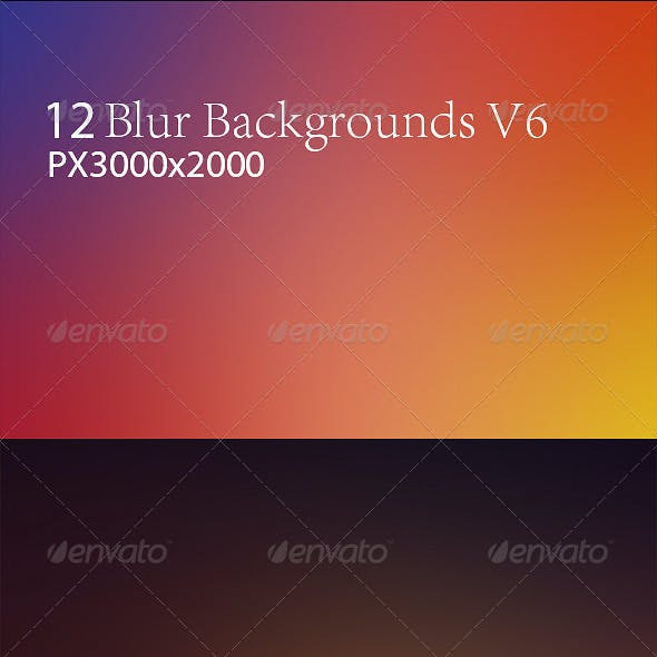 12 Smooth Blur Background V6