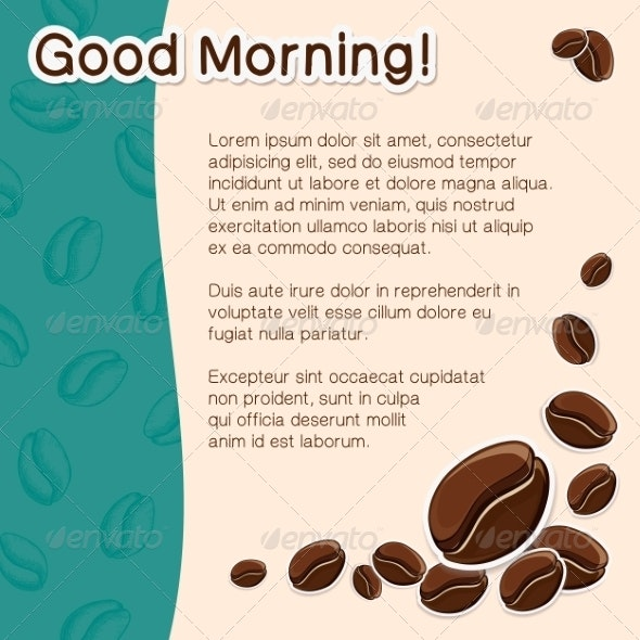Coffee Concept Background. - Backgrounds Decorative