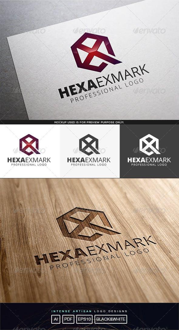 Hexa Exmark Logo Template